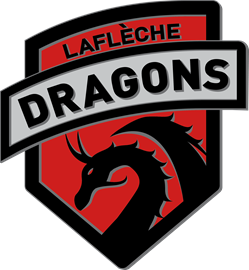 Dragons hockey college lafleche