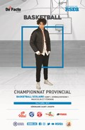 Le meilleur basketball scolaire de la province en action ce week-end!