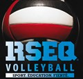 Volleyball universitaire masculin du RSEQ - Lancement de la saison 2015-2016