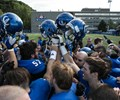 Carabins battent les Gaiters
