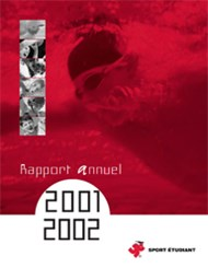 Rapport annuel 2001-2002