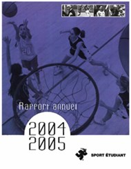 Rapport annuel 2004-2005