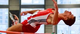 Golow topples school record in pentathlon as a plethora of records tumble at McGill Team Challenge
