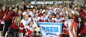 Olympian Daoust delivers decisively as Martlets are crowned RSEQ champs