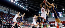 McGill settles for silver, their best-ever finish at CIS Final 8 tourney