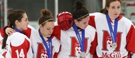 Mustangs master McGill to claim national title as Martlets settle for silver