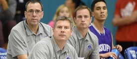 Norman's role grows as part of Gaiters basketball staff