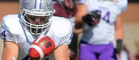 Defense dominant as Gaiters overcome slow start to earn first win