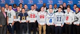 La Fondation des Alouettes encourage l'excellence académique, le leadership et la persévérance de jeunes footballeurs québécois