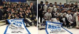 Résultats du championnat provincial de hockey scolaire d1 2016-2017