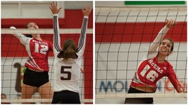 McGill volleyball duo Vercheval & Robitaille headed to Team Canada selection camp