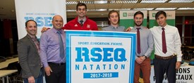 RSEQ SWIM CHAMPIONSHIPS (Day 3): McGill wins first men's swim title since 2003