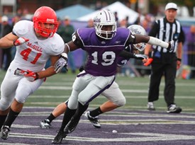 RSEQ Football Player Profile: Ryland Smith, DB, Bishop's Gaiters